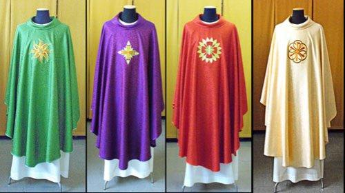 couleurs liturgique